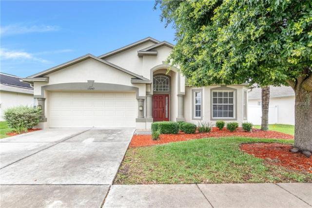 17243 Poppy Fields Lane, Land O Lakes, FL 34638 (MLS #O5784967) :: Team Suzy Kolaz
