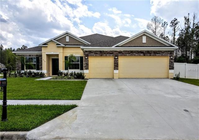 919 Fieldstone Way, Haines City, FL 33844 (MLS #O5785006) :: The Duncan Duo Team