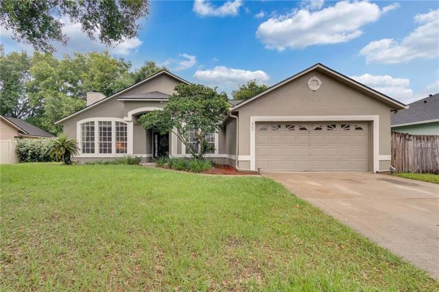 945 Wellington Avenue, Oviedo, FL 32765 (MLS #O5785116) :: The Duncan Duo Team