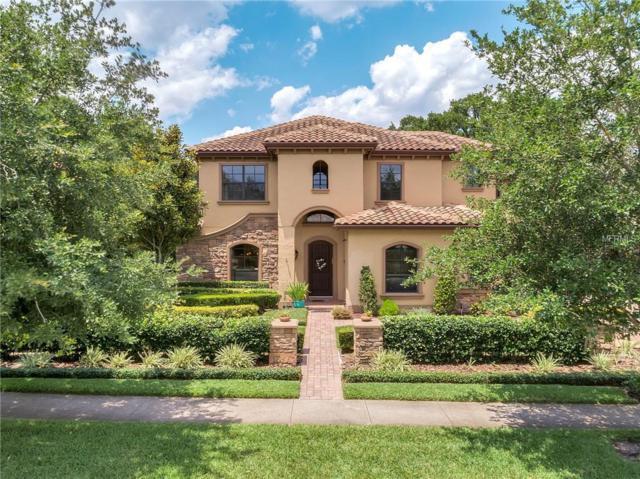 1831 Laurelton Hall Lane, Winter Park, FL 32789 (MLS #O5785161) :: Team Bohannon Keller Williams, Tampa Properties