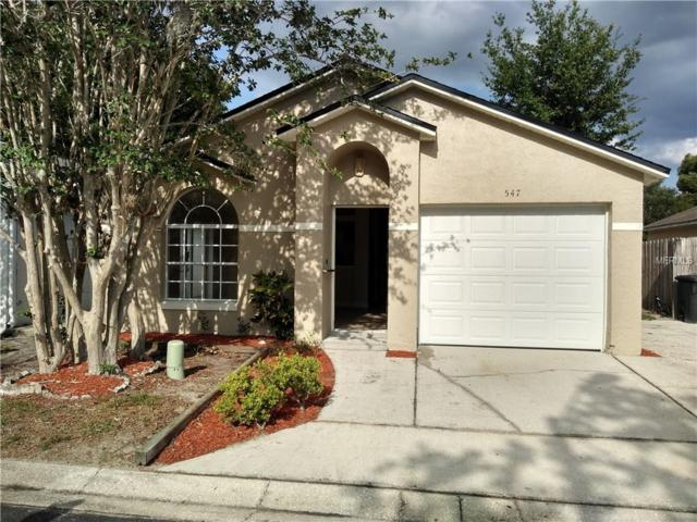 547 Carambola Avenue, Altamonte Springs, FL 32714 (MLS #O5785167) :: Bustamante Real Estate