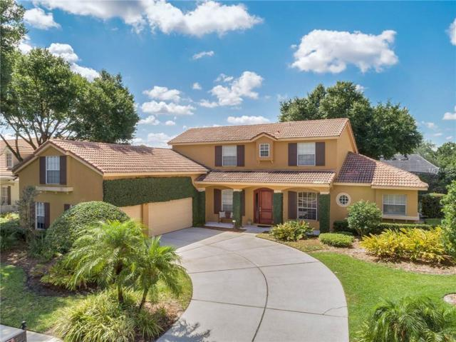 933 Brightwater Circle, Maitland, FL 32751 (MLS #O5785169) :: Team Bohannon Keller Williams, Tampa Properties
