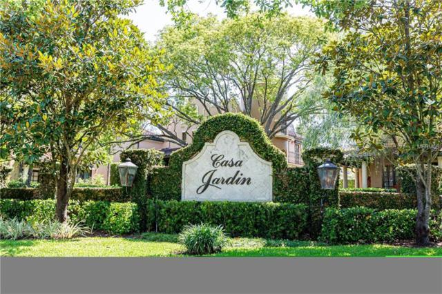 1276 S Pennsylvania Avenue #12, Winter Park, FL 32789 (MLS #O5785228) :: Team Bohannon Keller Williams, Tampa Properties