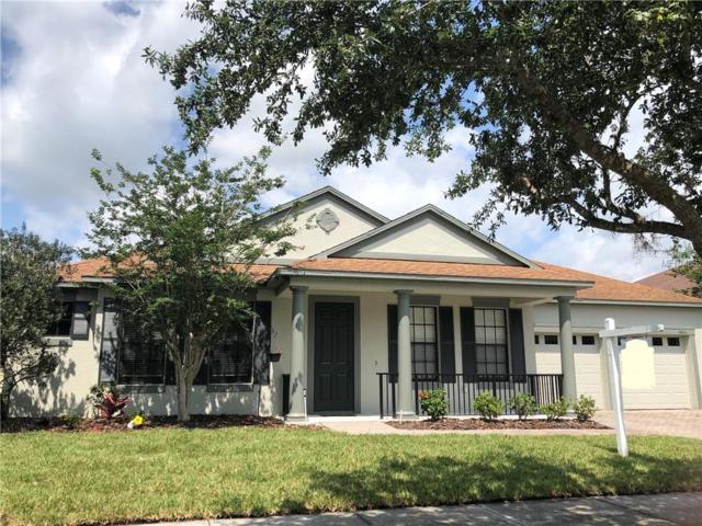 9416 Cobalt Park Drive, Orlando, FL 32832 (MLS #O5785313) :: The Light Team