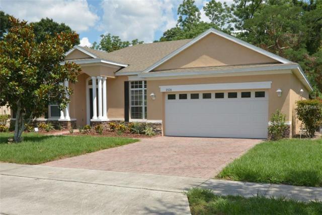 2328 Laurel Blossom Circle, Ocoee, FL 34761 (MLS #O5785327) :: Bustamante Real Estate