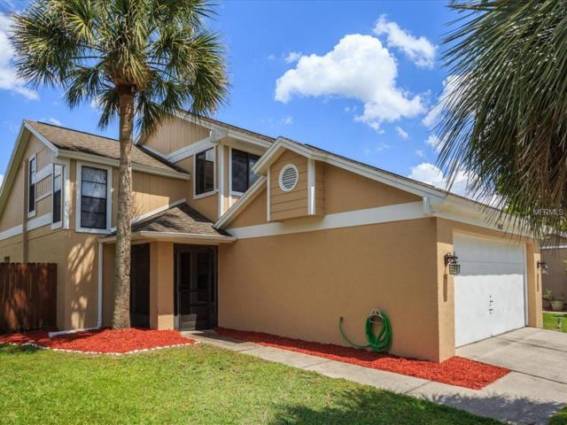 542 Cidermill Place, Lake Mary, FL 32746 (MLS #O5785333) :: Burwell Real Estate