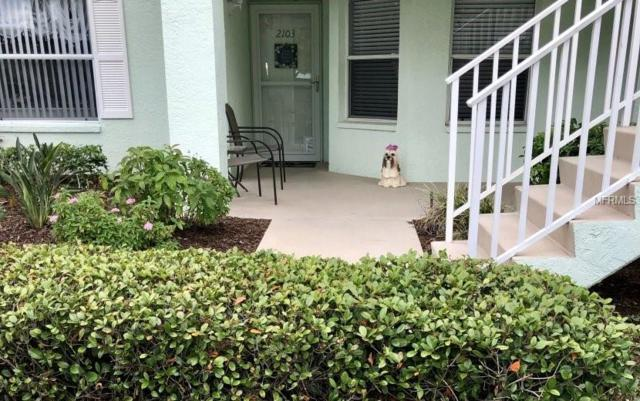 5725 Greenwood Avenue #2103, North Port, FL 34287 (MLS #O5785448) :: White Sands Realty Group