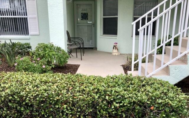 5725 Greenwood Avenue #2103, North Port, FL 34287 (MLS #O5785448) :: Sarasota Home Specialists