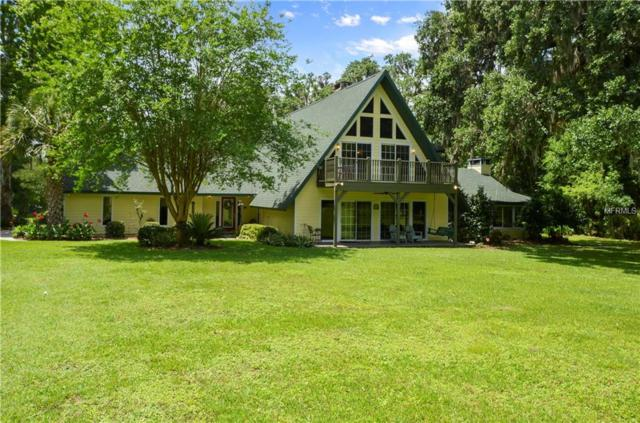 300 SE 59TH Street, Ocala, FL 34480 (MLS #O5785451) :: Team Bohannon Keller Williams, Tampa Properties