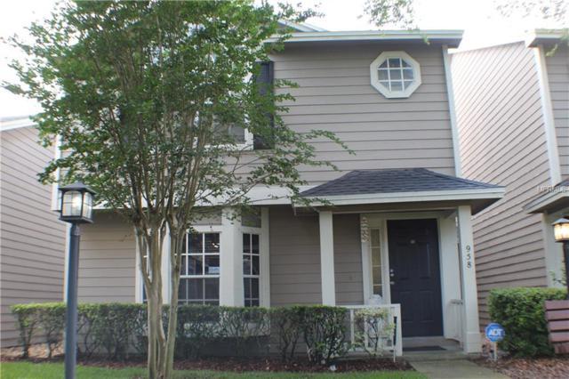 958 Sykes Court #104, Orlando, FL 32828 (MLS #O5785486) :: Burwell Real Estate