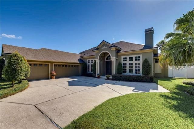3569 Bellington Drive, Orlando, FL 32835 (MLS #O5785597) :: Team Bohannon Keller Williams, Tampa Properties