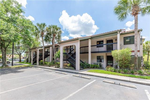 2427 Gallery View Drive #205, Winter Park, FL 32792 (MLS #O5785651) :: The Duncan Duo Team