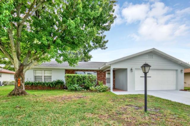 1802 Homestead Street, Sebring, FL 33870 (MLS #O5785721) :: Team Bohannon Keller Williams, Tampa Properties