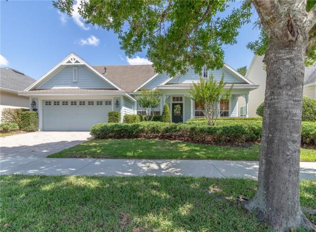 115 Ivydale Manor Drive, Deland, FL 32724 (MLS #O5785889) :: The Duncan Duo Team