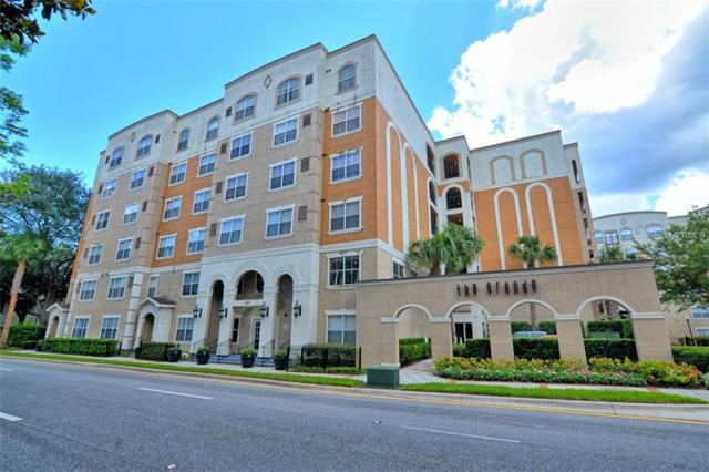 204 E South Street #5059, Orlando, FL 32801 (MLS #O5785929) :: Team Bohannon Keller Williams, Tampa Properties