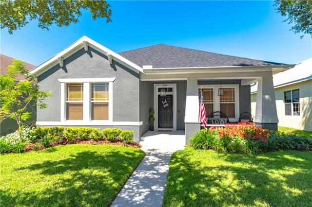 1944 Saffron Plum Lane, Orlando, FL 32828 (MLS #O5785941) :: Remax Alliance