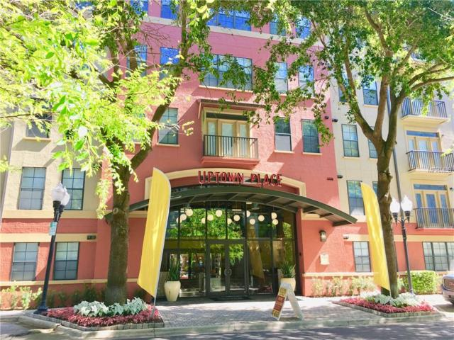 911 N Orange Avenue #140, Orlando, FL 32801 (MLS #O5785971) :: The Duncan Duo Team