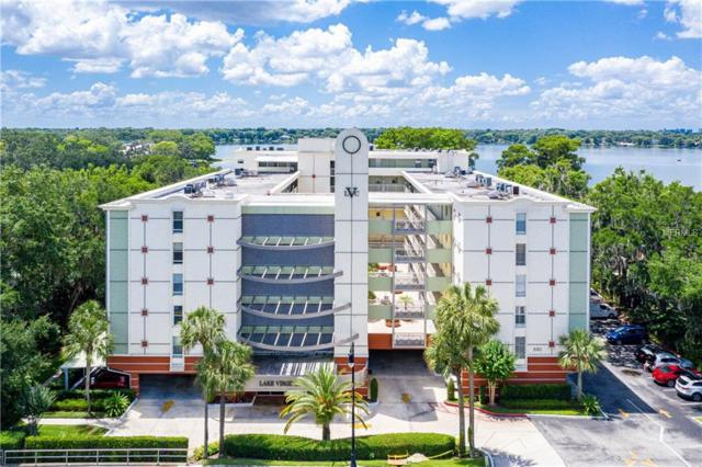 690 Osceola Avenue #410, Winter Park, FL 32789 (MLS #O5786217) :: Team Bohannon Keller Williams, Tampa Properties