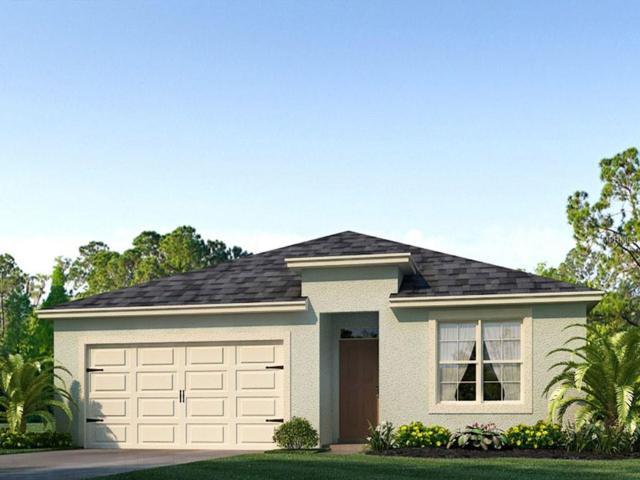 284 St. Georges Circle, Eagle Lake, FL 33839 (MLS #O5786291) :: Team Bohannon Keller Williams, Tampa Properties