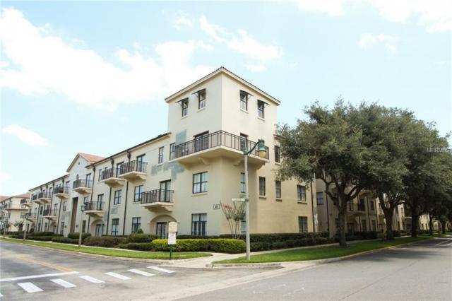 901 Waterside Lane #209, Celebration, FL 34747 (MLS #O5786316) :: RE/MAX Realtec Group