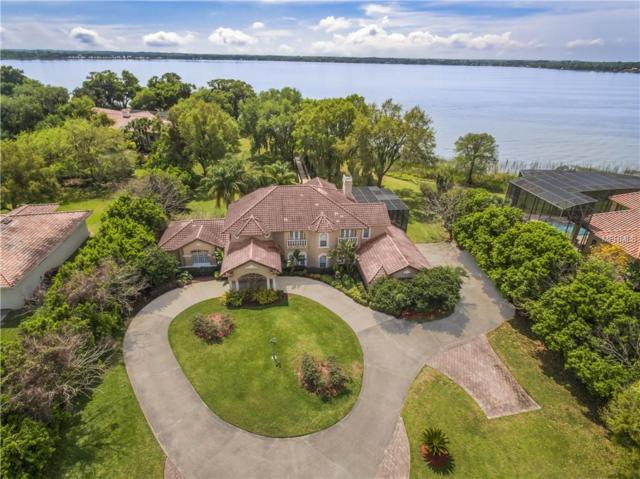 3520 Lakeshore Drive, Mount Dora, FL 32757 (MLS #O5786565) :: Mark and Joni Coulter | Better Homes and Gardens