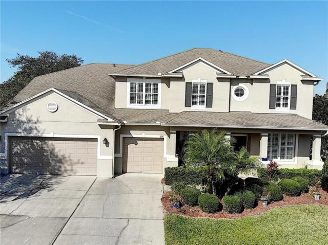806 Shadowmoss Drive, Winter Garden, FL 34787 (MLS #O5786716) :: GO Realty