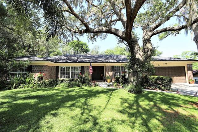 107 Country Hill Drive, Longwood, FL 32779 (MLS #O5787041) :: The Figueroa Team