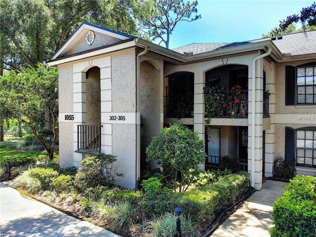1055 Kensington Park Drive #305, Altamonte Springs, FL 32714 (MLS #O5787043) :: Zarghami Group