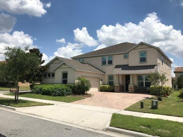 12002 Angle Pond Avenue, Windermere, FL 34786 (MLS #O5787051) :: KELLER WILLIAMS ELITE PARTNERS IV REALTY