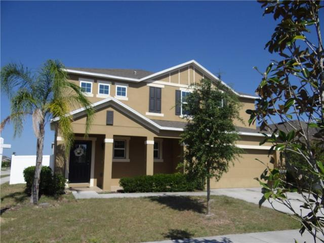712 Pataches Place, Groveland, FL 34736 (MLS #O5787122) :: The Duncan Duo Team