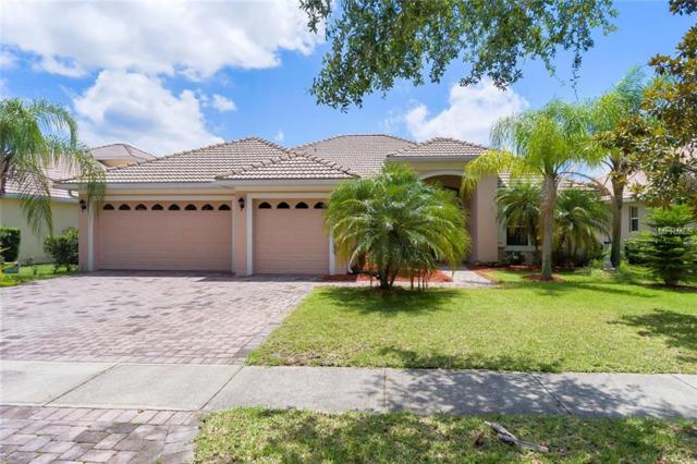 3846 Eagle Isle Circle, Kissimmee, FL 34746 (MLS #O5787339) :: The Duncan Duo Team