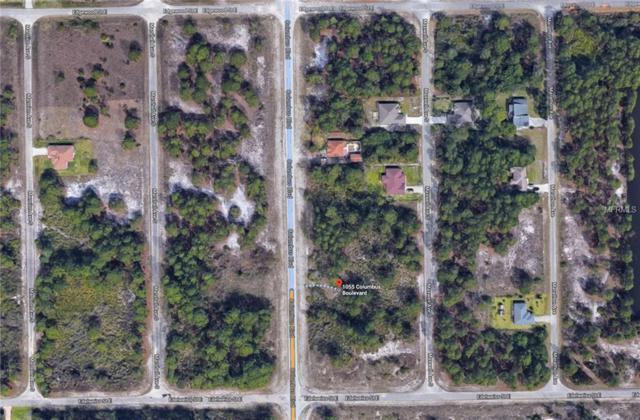 1055 Columbus Boulevard S, Lehigh Acres, FL 33974 (MLS #O5787636) :: White Sands Realty Group