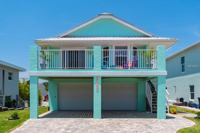2102 Hill Street, New Smyrna Beach, FL 32169 (MLS #O5787813) :: The Duncan Duo Team
