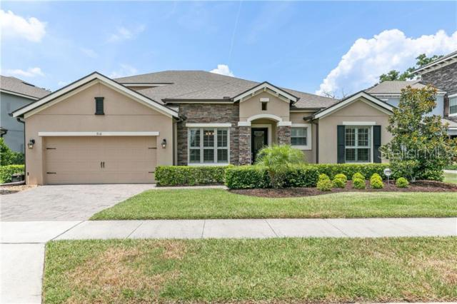 910 Sherbourne Circle, Lake Mary, FL 32746 (MLS #O5787870) :: Advanta Realty