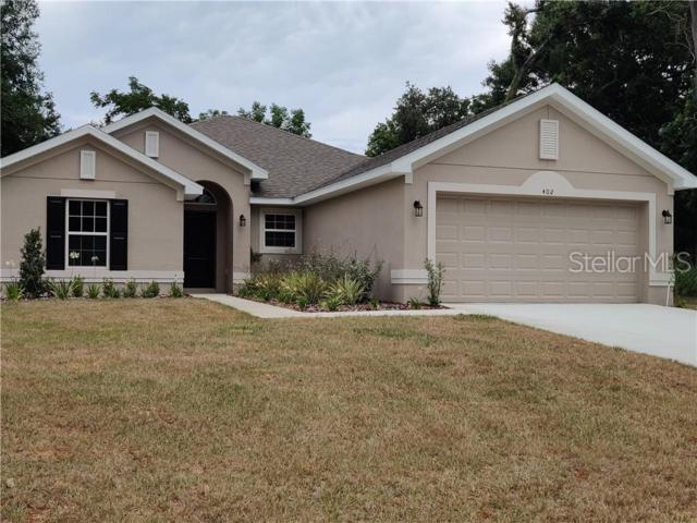 402 Ashton Woods Lane, Leesburg, FL 34748 (MLS #O5788634) :: The Duncan Duo Team