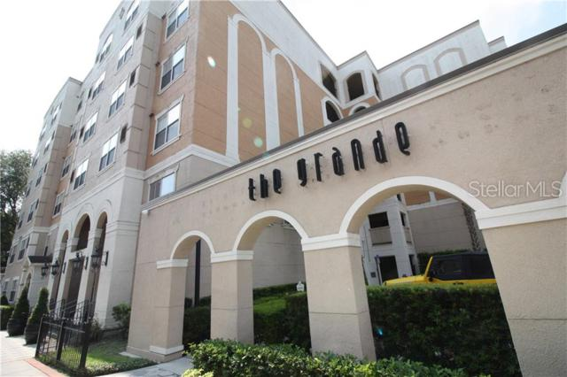 206 E South Street #3031, Orlando, FL 32801 (MLS #O5788714) :: Cartwright Realty