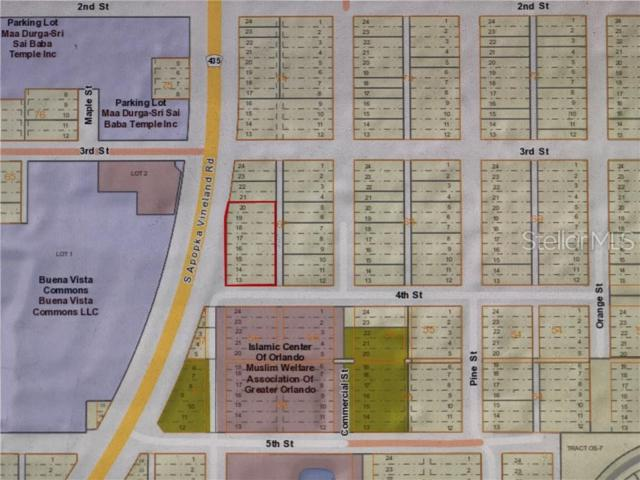 11449 South Apopka Vineland Road, Orlando, FL 32836 (MLS #O5788791) :: The Duncan Duo Team