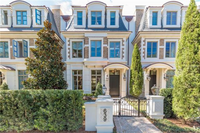 635 N Park Avenue #6, Winter Park, FL 32789 (MLS #O5788892) :: Dalton Wade Real Estate Group