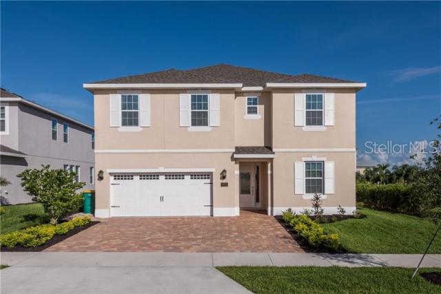 201 Falls Drive, Kissimmee, FL 34747 (MLS #O5789204) :: The Brenda Wade Team