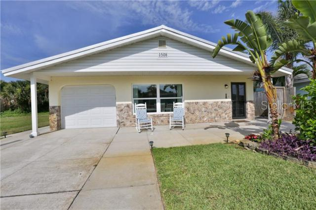 1508 Beacon Street, New Smyrna Beach, FL 32169 (MLS #O5789415) :: The Duncan Duo Team