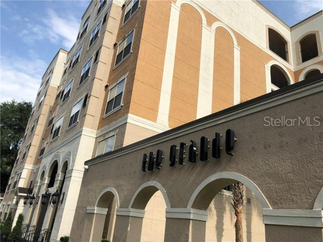 202 E South Street #3037, Orlando, FL 32801 (MLS #O5789443) :: Cartwright Realty
