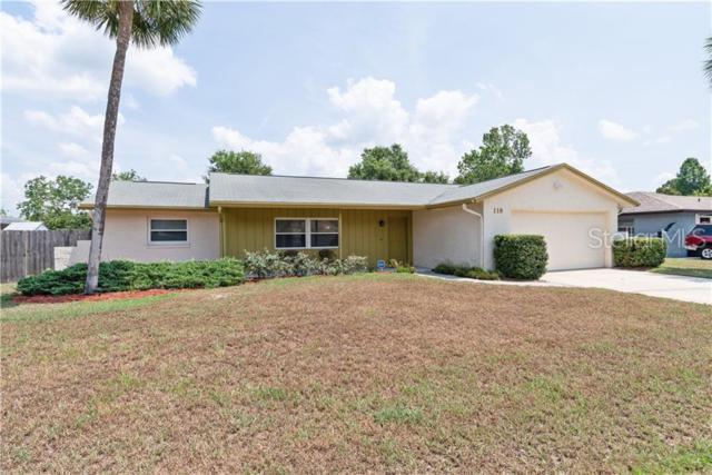 118 Glendale Drive, Longwood, FL 32750 (MLS #O5789486) :: Advanta Realty