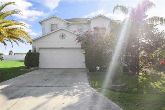 527 Bassett Drive, Poinciana, FL 34758 (MLS #O5789592) :: Premium Properties Real Estate Services