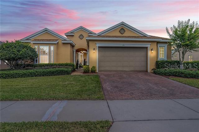 151 Balmy Coast Road, Groveland, FL 34736 (MLS #O5789614) :: Griffin Group