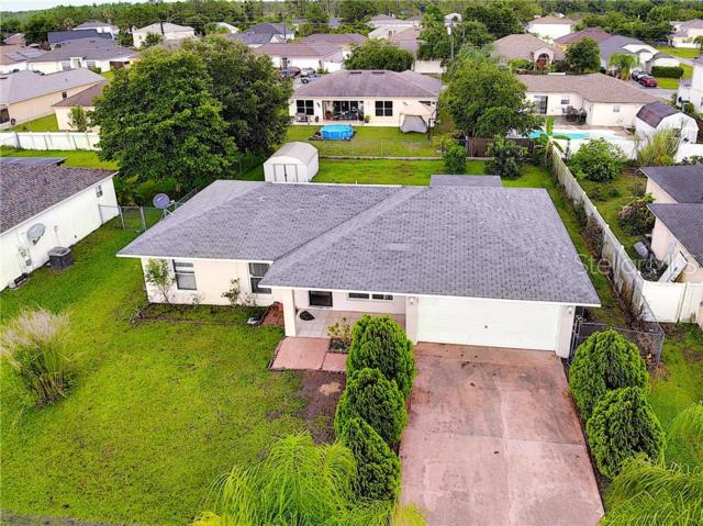 735 Toulon Drive, Kissimmee, FL 34759 (MLS #O5789974) :: Lockhart & Walseth Team, Realtors