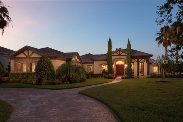 13508 Bellaria Circle, Windermere, FL 34786 (MLS #O5789976) :: Bustamante Real Estate