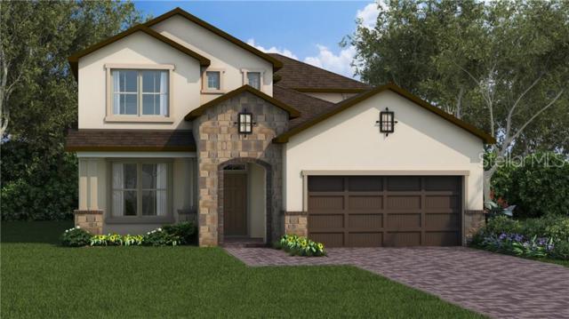 8896 Lake Hall Lane, Oviedo, FL 32765 (MLS #O5790388) :: Premium Properties Real Estate Services