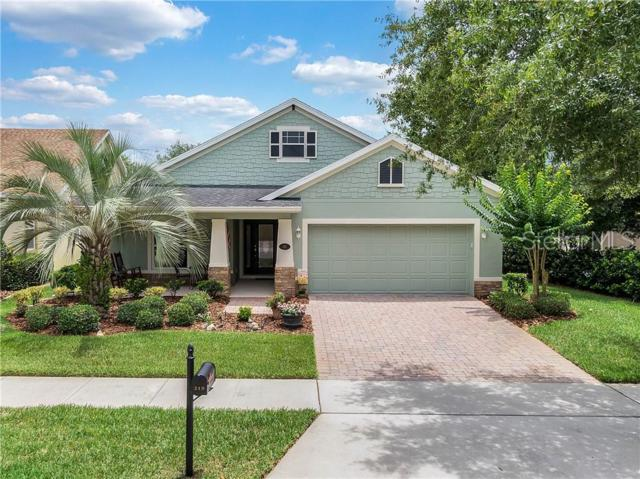 215 Heywood Terrace, Deland, FL 32724 (MLS #O5790407) :: Griffin Group