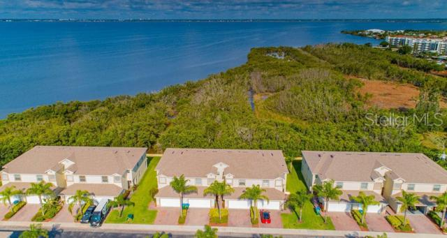 602 King Neptune Lane F-2, Cape Canaveral, FL 32920 (MLS #O5790596) :: The Duncan Duo Team