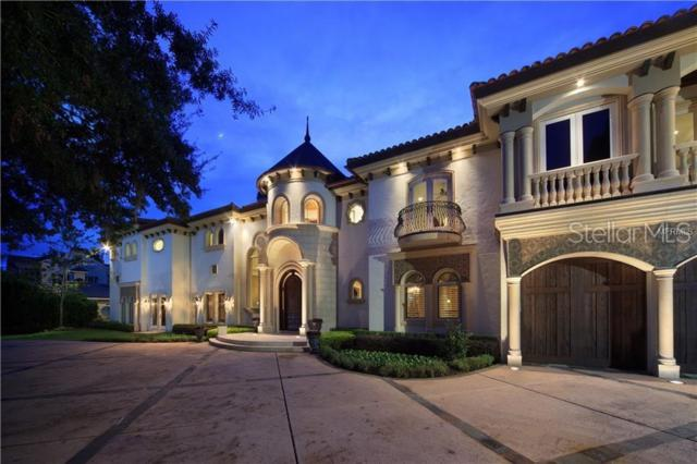 1511 Via Tuscany, Winter Park, FL 32789 (MLS #O5790625) :: Griffin Group